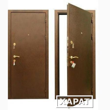 металлические двери на заказ от производителя в москве